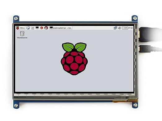26 opinioni per Makibes Display LCD Touch Screen Capacitivo da 7 Pollici (C) 1024×600 HDMI con