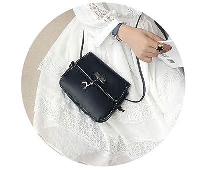 Shell Women Messenger Bags Cross Body Bag PU Leather Mini ...
