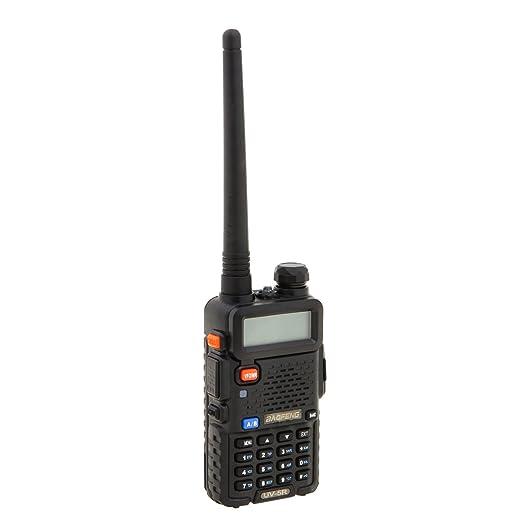 310 opinioni per BaoFeng UV-5R VHF/UHF Dual Band Radio 136-174 400-480 Mhz
