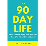The 90 Day Life: How to Live More in 3 Months Than You Have in 3 Years