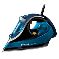 Philips GC4881/20 Azur Pro Steam Iron with 210 g Steam Boost, 2800 W - Blue