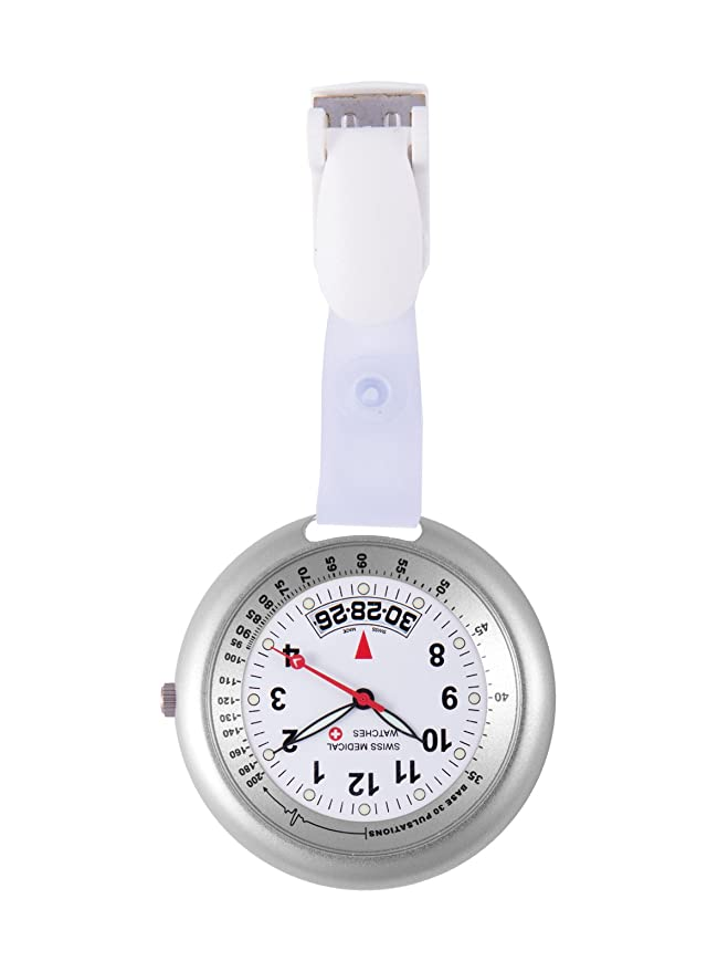 Swiss Medical Professional Line - Clear View - Silver