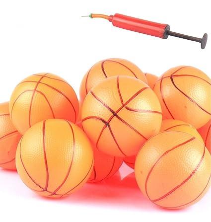 Baokee - Juguete hinchable de baloncesto de 12 cm de PVC ...