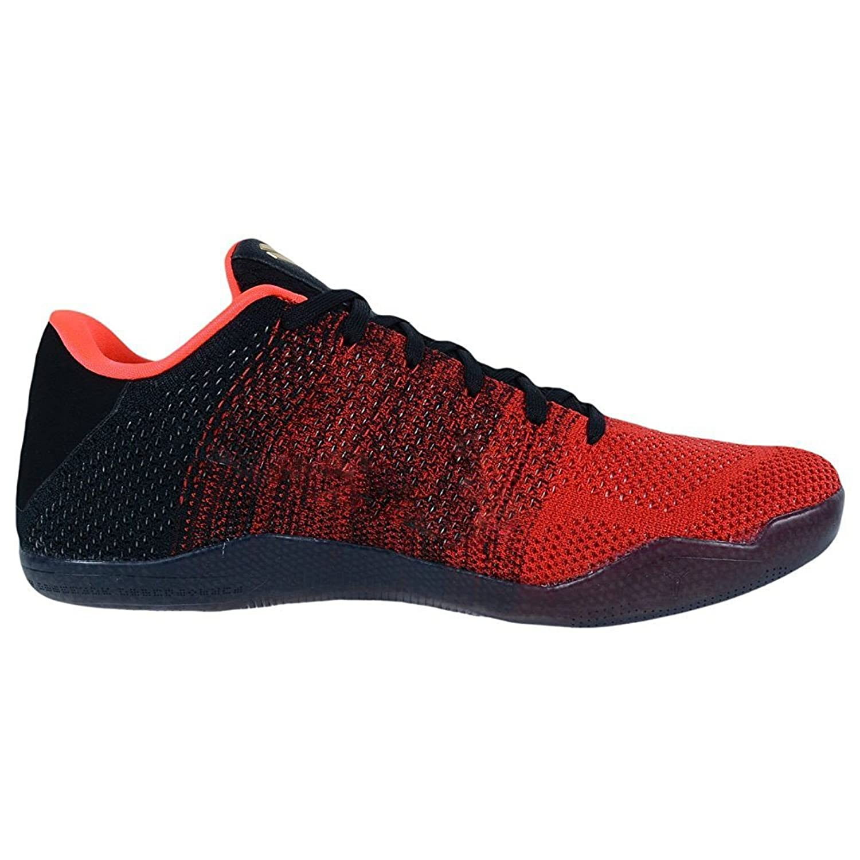 "Kobe 11 Elite Low FTB ""Black Gold Mamba"" ZK11 Basketball Shoes"