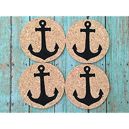 61Oz0zxqudL._SS450_ Beach Coasters and Coastal Coasters