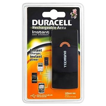 Duracell - Cargador de pilas USB: Amazon.es: Electrónica