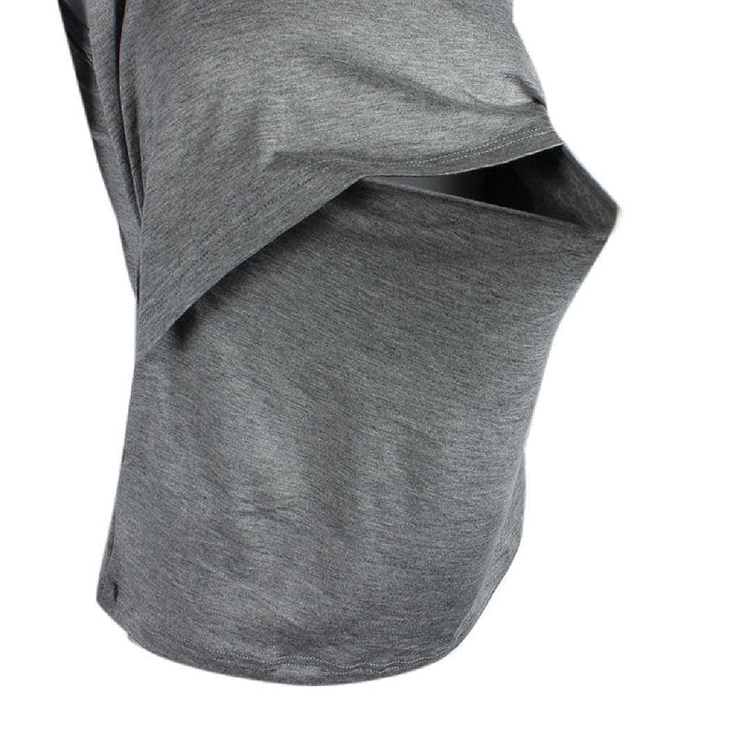 Anglewolf Maternity Vest Nursing Vest Breastfeeding Clothing Pregnancy Tank Top