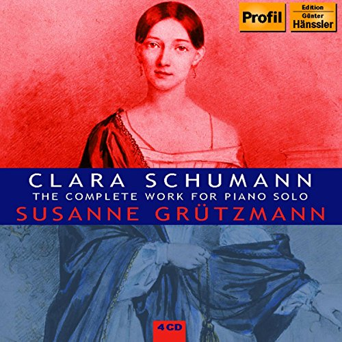 Clara Schumann: The Complete Works for Piano -