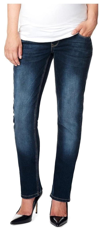 Noppies Damen Straight Leg Umstands Jeans OTB comf Lois PLUS: Amazon.de:  Bekleidung