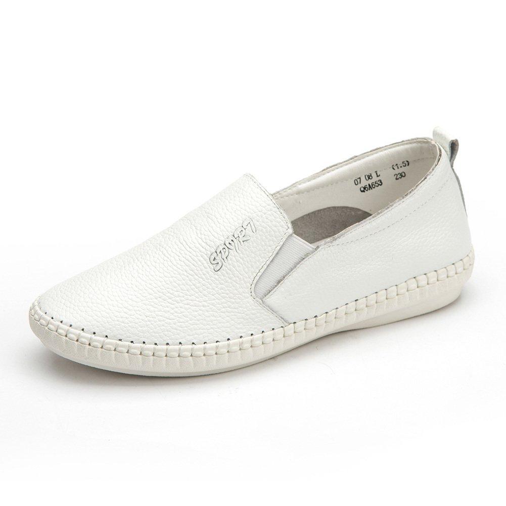 Flache Schuhe/Faule Freizeitschuhe/Koreanische Version der Joker Schuhe B B Schuhe 030f34