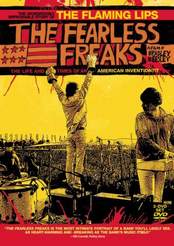 Indie Dolly - The Flaming Lips - The Fearless Freaks