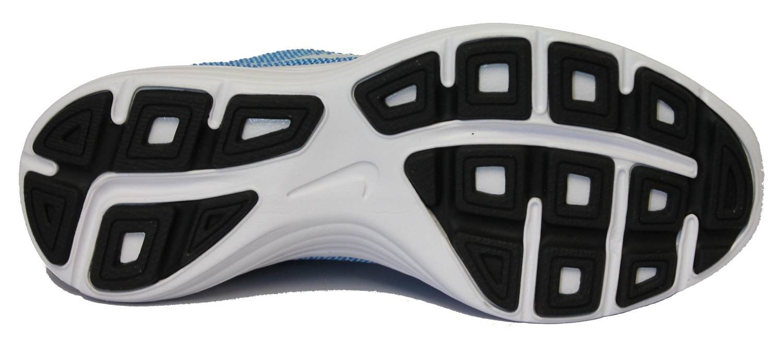 NIKE ' Revolution 3 (GS) Running Shoes B01GXWVSG8 4 M US Big Kid|Medium Blue/Pure Platinum/Polarized Blue