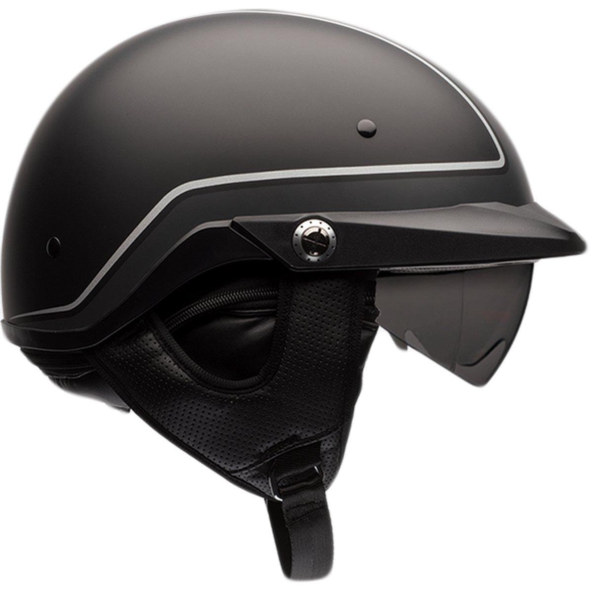 Bell 7070063 Pit Boss Sport Open-Face Motorcycle Helmet