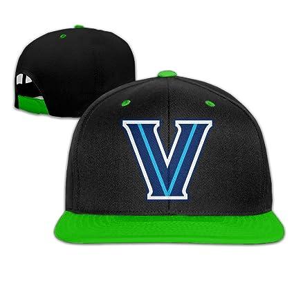 f747374aa6f49 maneg Villanova Wildcats Unisex Hip Hop gorra de béisbol y sombrero ...