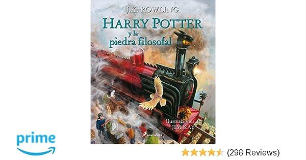 Harry Potter y la piedra filosofal (ilustrado) (42313 ...