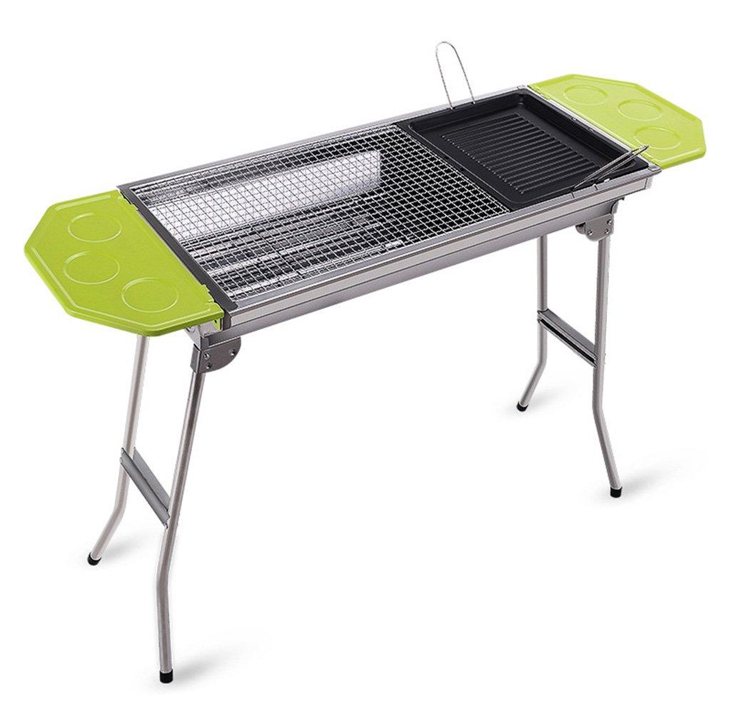 Barbecue Grill, Barbecue portatile BBQ Utensile - 107X35X70cm