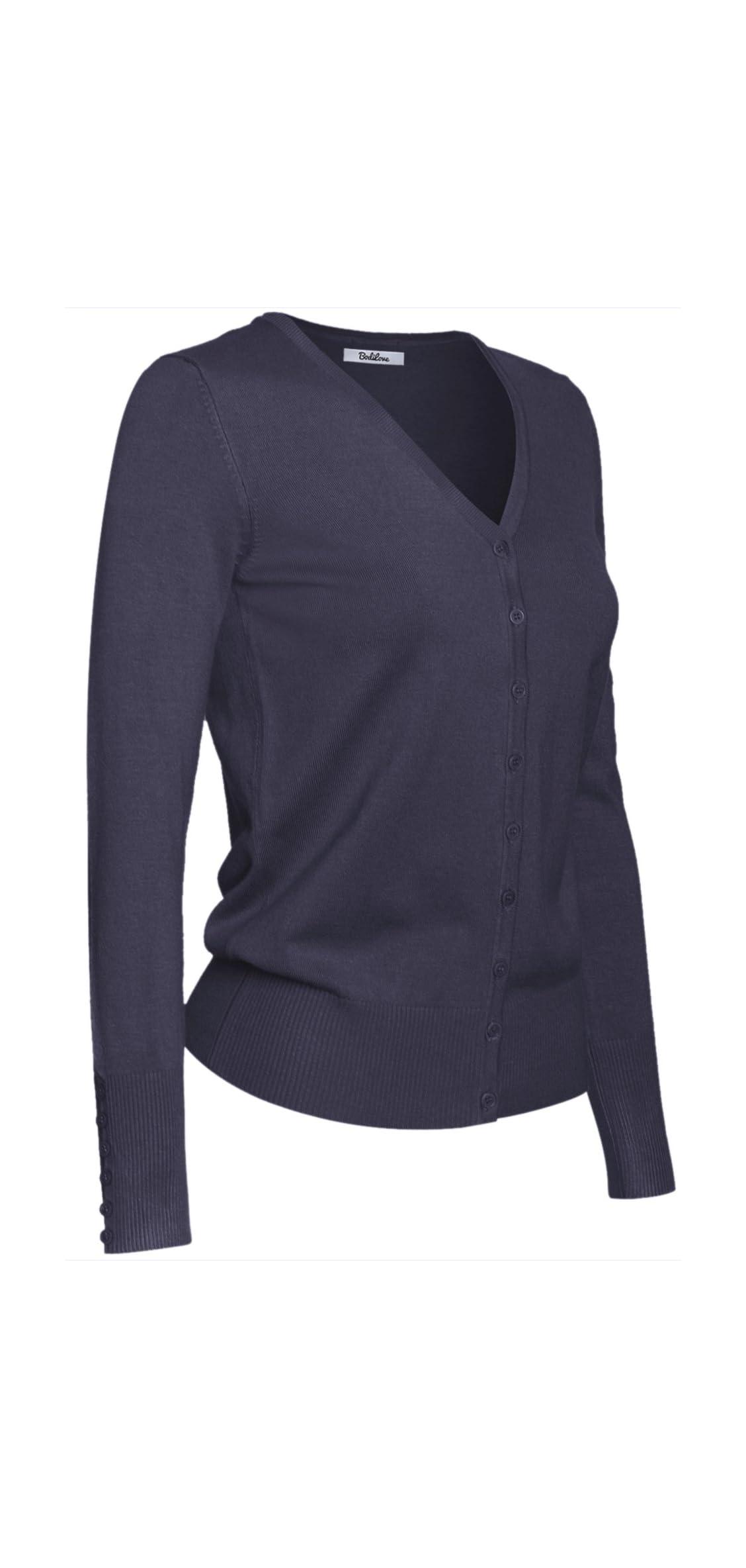 Women's Slub Twisted Back Open Plus Size Cardigan