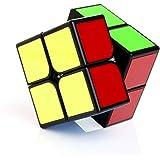 Zauberwürfel 2x2 Speedcube,Buself 2x2 Speed Cube Original Magic Cube Puzzle Spielwürfel(Schwarz)