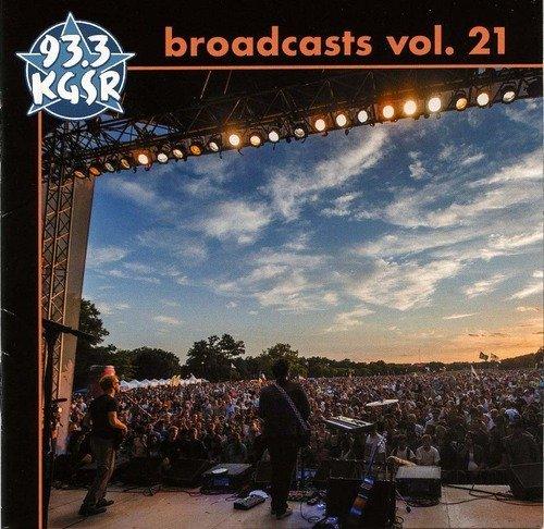 KGSR Broadcasts Vol. 21 (Kgsr Cd)