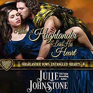 When a Highlander Loses His Heart Audiobook