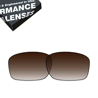 739309a908 Image Unavailable. Image not available for. Color  ToughAsNails Polarized  Lens Replacement for Oakley Sliver ...