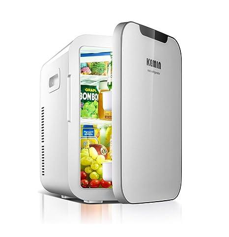 CivilWeaEU Refrigerador del Coche de la refrigeración Dual 20L ...