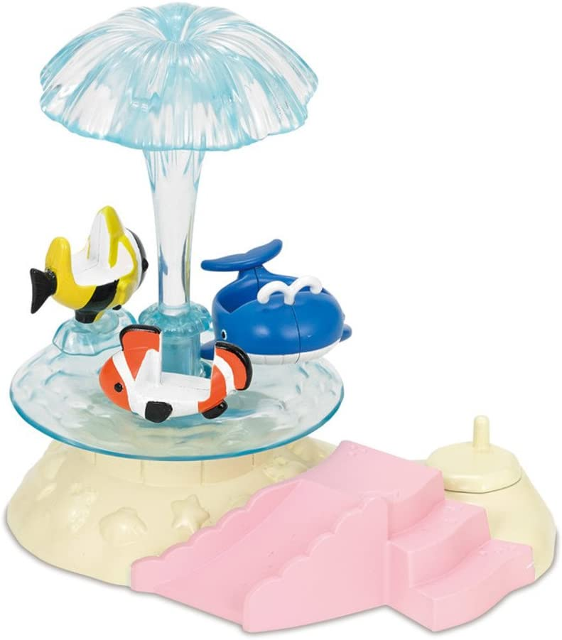 Calico Critters Seaside Merry-Go-Round