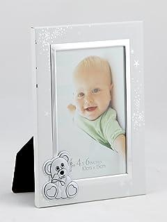 Unicorn Kinder Bilderrahmen 10x15 cm Einhorn Baby Foto Portrait Rahmen