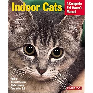 Indoor Cats (Complete Pet Owner's Manuals) by Katrin Behrend (2000-11-05) 6