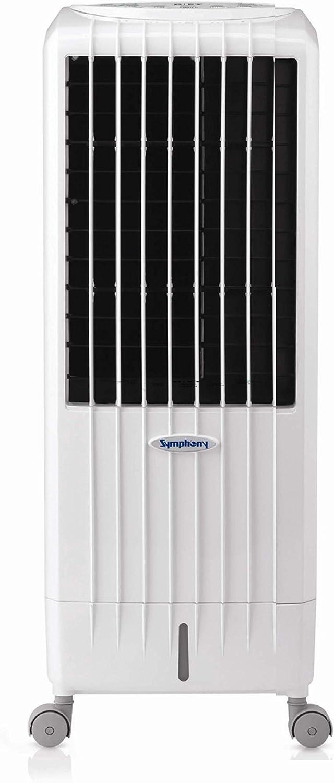 Symphony DIET8I Enfriador, purificador y humidificador, 95 W, 12.5 ...