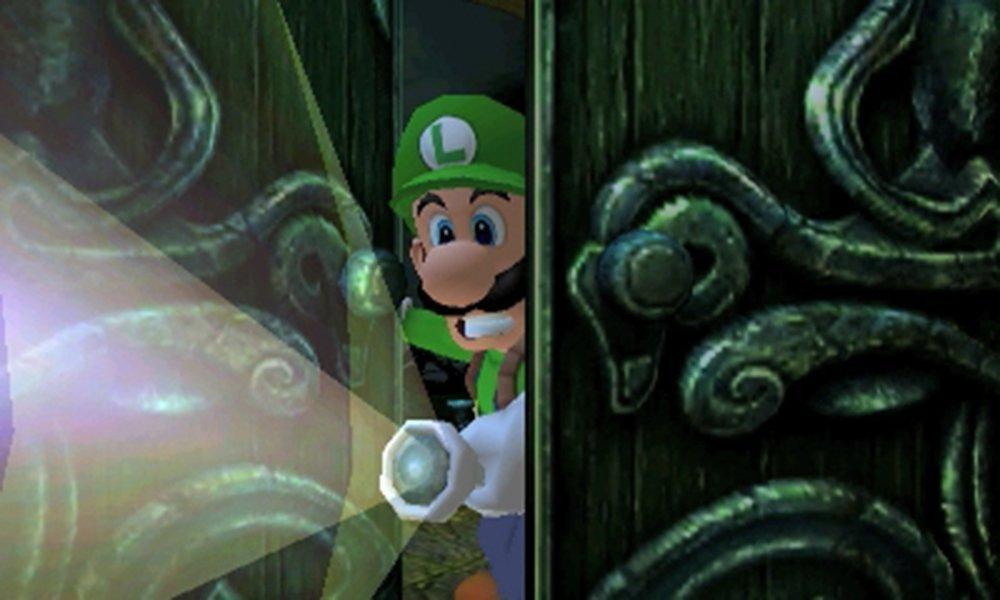 Luigi's Mansion - 3DS [Digital Code]