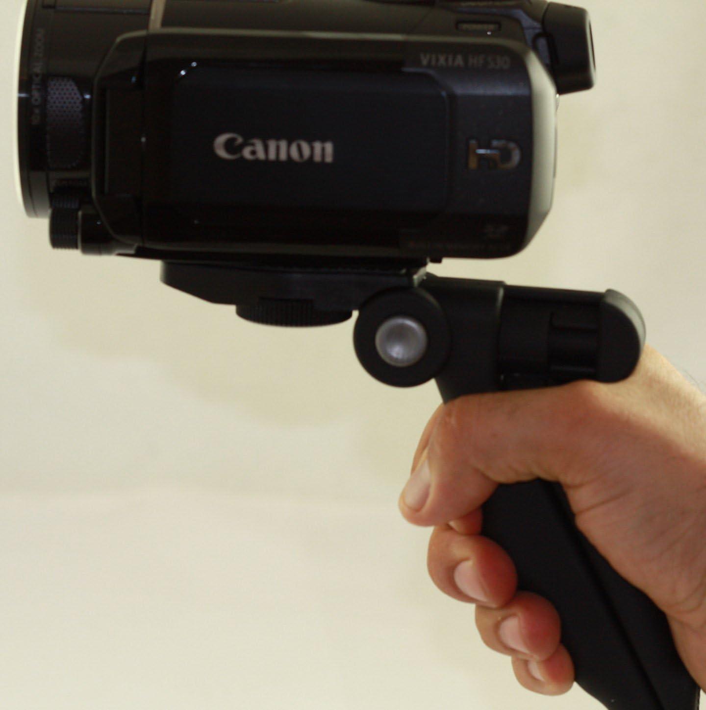Vivitar 12 Positions Steady Pod for All Sony, Canon, JVC, Panasonic Sharp Camcorderes