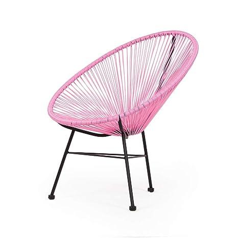 Fantastic Amazon Com Acapulco Sun Oval Weave Indoor Outdoor Patio All Camellatalisay Diy Chair Ideas Camellatalisaycom