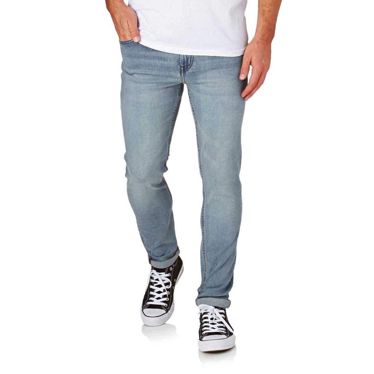 Cheap Monday Tight Stonewash Blue, Jeans Uomo 0207463