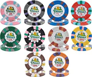 how to choose poker chips