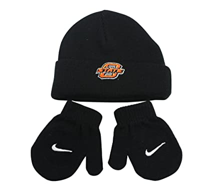 f22bb9ec4 Amazon.com : NIKE Boy's NCAA Oklahoma State Cowboys Toddler Hat and ...