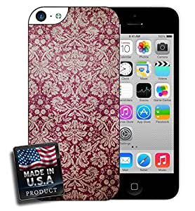 Floral Wallpaper Indian Pattern iPhone 5c Hard Case