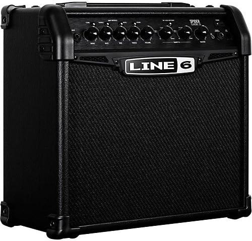 Line 6 Spider Classic 15 - Amplificador para guitarra eléctrica ...