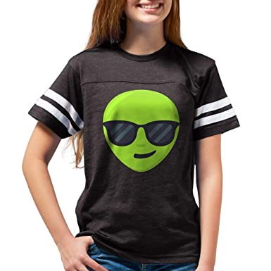 Amazon.com: CafePress Alien - Gafas de sol para jóvenes ...