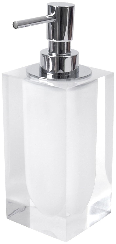 Jonathan Adler Hollywood Lotion Pump, White