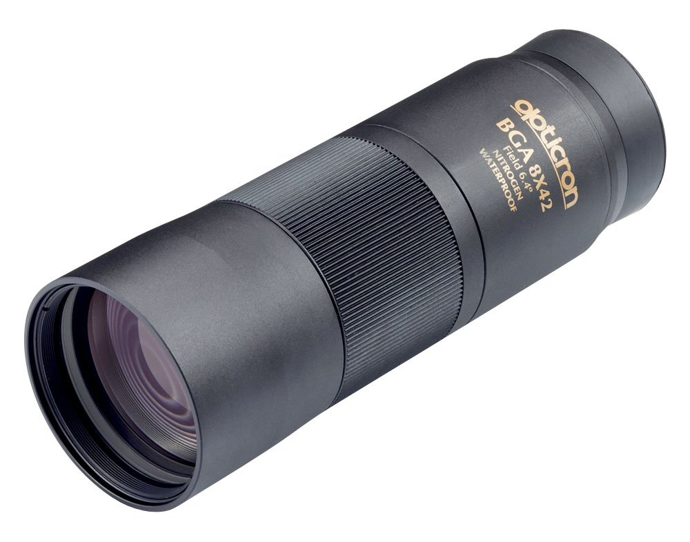 Opticron BGA 8x42 Monocular, 30440, Black