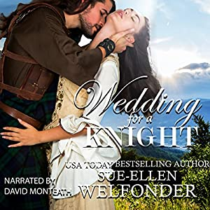 Wedding for a Knight Audiobook