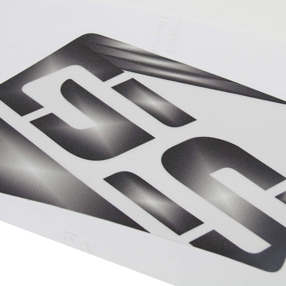 KKmoon Adesivo Albero Trasmissione Moto Adesivo di Protezione Sostituzione per BMW R1200GS ADV R1200 GS 2008-2012 B