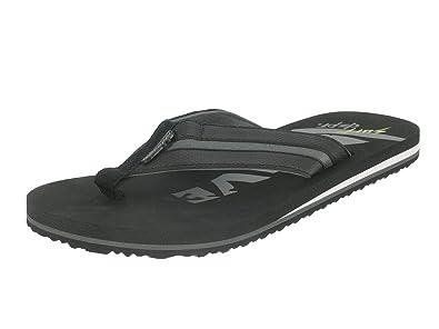 Beppi - Sandalias de Material Sintético para hombre, color negro, talla 41 EU