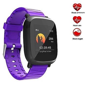 Amazon.com: Fitness Smartwatch for Kids FuriGer Waterproof ...