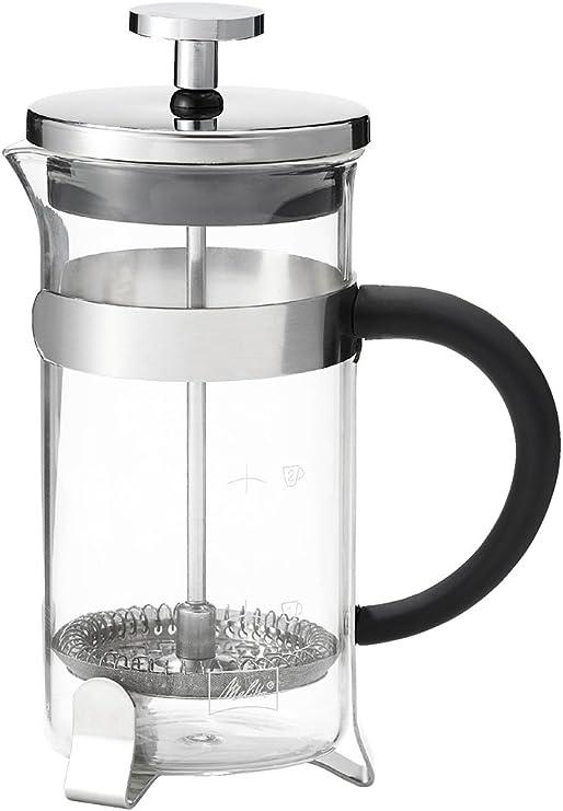 Melitta Premium Cafetera Prensa Francesa para 3 tazas, vidrio, 350 ...