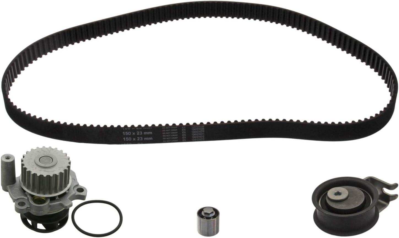 Water Pump Timing Belt Kit FEBI For AUDI VW SEAT A3 Tt Roadster 06A198119B