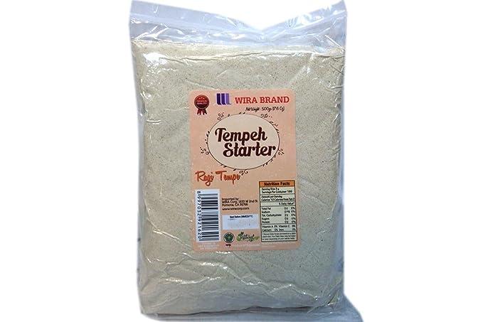 Amazon Com Ragi Tempeh Tempeh Starter 17 6oz Pack Of 2 Grocery Gourmet Food