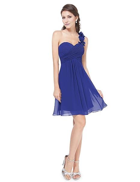 Ever-Pretty HE03535RD12 - Vestido para mujer, color sapphire blue, talla 46