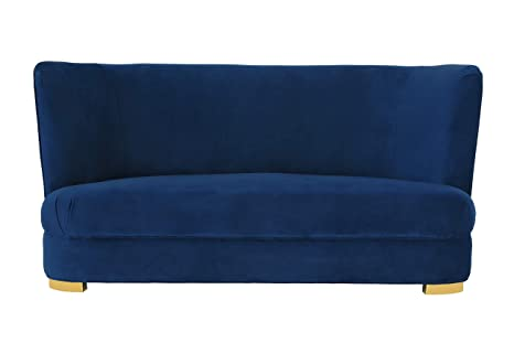 Amazon.com: Ceets SF010-BL Ella Sofas, Blue: Kitchen & Dining